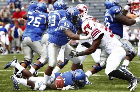 While certainly known for hoops, Memphis has huge football upside in the American.